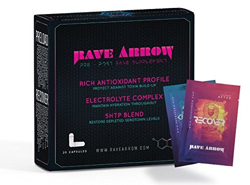 RaveArrow Supplement Box - Preload & Recovery