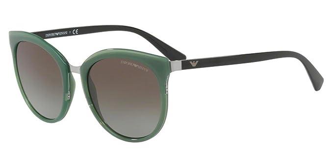 Amazon.com: anteojos de sol emporio armani EA 2055 °F 32068e ...