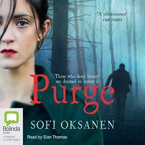 Purge Audiobook