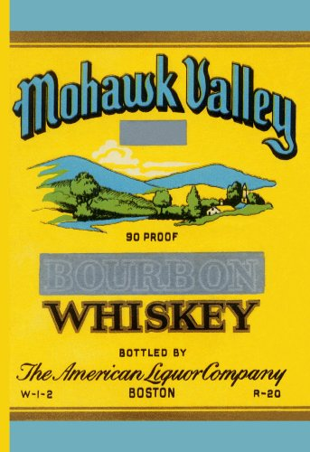 Mohawk Valley Bourbon Whiskey 32