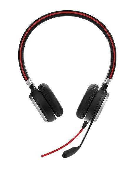 Jabra Evolve 75 Stereo Cuffie Wireless 2b4c0cd03f42