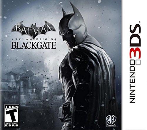 Batman: Arkham Origins Blackgate - Nintendo 3DS (Psp Vita Street Fighter)