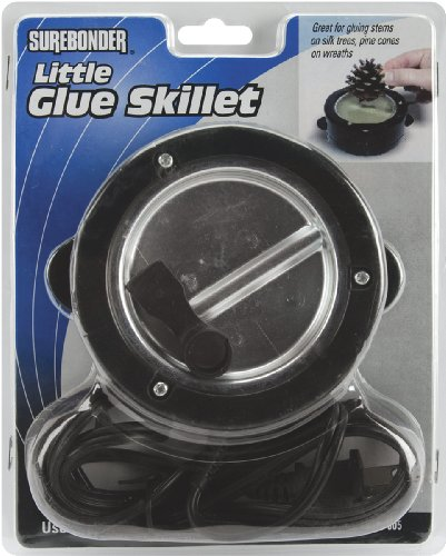 "Price comparison product image Surebonder 805 4"" Diameter Glue Skillet"