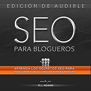 SEO Para Blogueros Audiobook