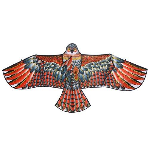 Stebcece 1.5M Huge Eagle Kite Large for Adults Kids-Suitable for Summer Sport