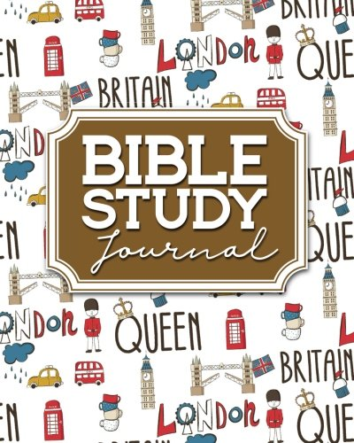 bible-study-journal-bible-journaling-book-for-kids-bible-study-planner-bible-reading-plan-journal-daily-bible-study-devotional-cute-london-cover-bible-study-journals-volume-34