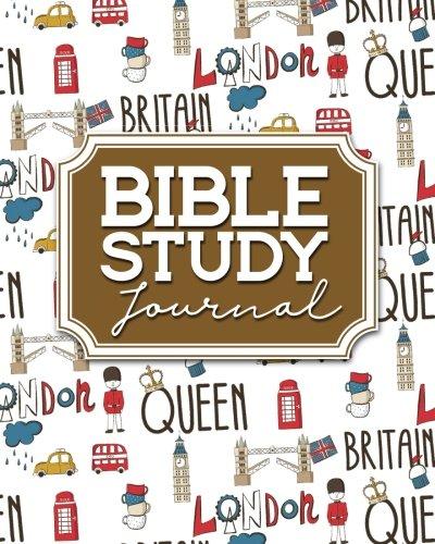 Download Bible Study Journal: Bible Journaling Book For Kids, Bible Study Planner, Bible Reading Plan Journal, Daily Bible Study Devotional, Cute London Cover (Bible Study Journals) (Volume 34) ebook