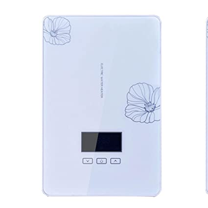 220V, Control de Temperatura del inversor 6000W, Calentador de Agua eléctrico instantáneo Disponible a