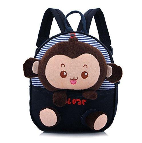 Kids Gift Ideas for Kids Boys Girls Canvas School Bag Cartoon Backpack Satchel School Book Bag