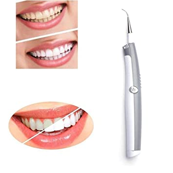 Amazon Com Teeth Whitening Electric Sonic Tooth Stain Eraser