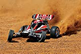 Traxxas Bandit: 1/10 Scale 2WD Off-Road Buggy with