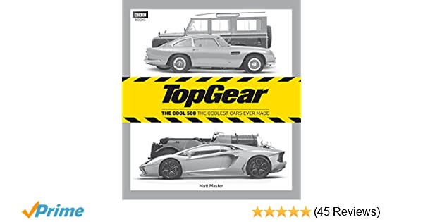 Top Gear The Cool The Coolest Cars Ever Made Top Gear - Cool cars quentin willson