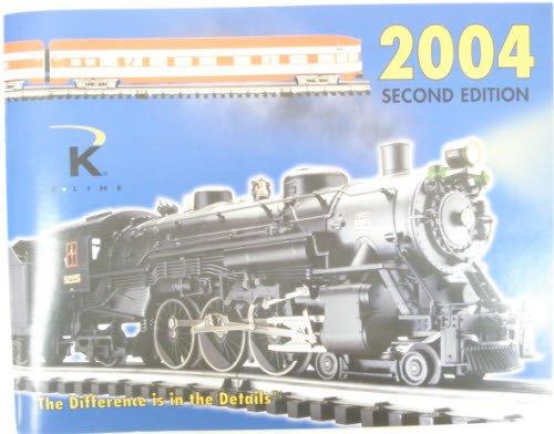 K-Line 2004 2nd Edition Product (Kline Trains)