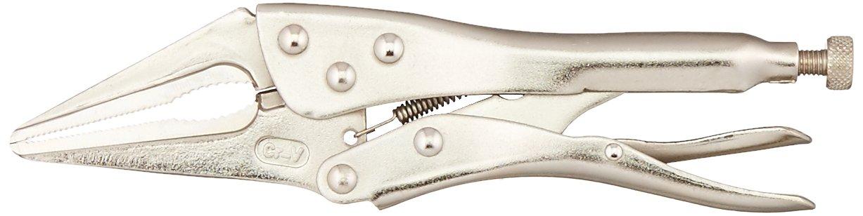 KC Professional 98528 Long Nose Locking Pliers, 9''