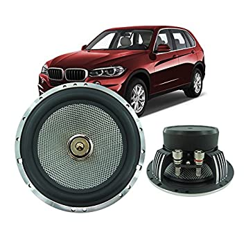6,5-Zoll-Auto-Audio-Lautsprecher 60W 4 Ohm Universal-Lautsprecher ...