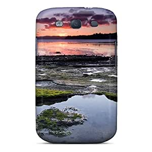 linfenglinCase Cover Lake/ Fashionable Case For Galaxy S3