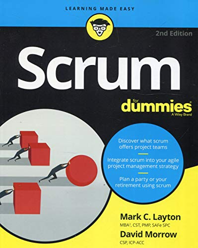 Scrum For Dummies (For Dummies (Computers)) ()