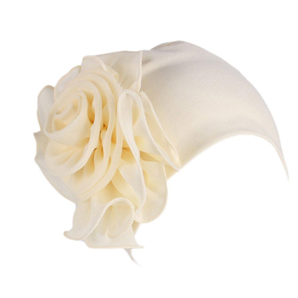 Winslet Chemotherapie Krebs Kopf Schal Hut Kappe ethnisch Stoff Aufdruck Turban Kopfbedeckung Damen Stretch Blume Muslime Kopftuch