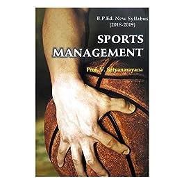 Sports Management (B.P.Ed. New Syllabus)