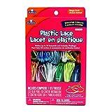Plastic Lace Value Pack - Shimmer Colours-Elmer's