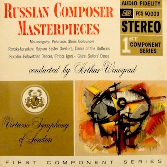 Russian Easter Overture: Concert Band Conductor Score