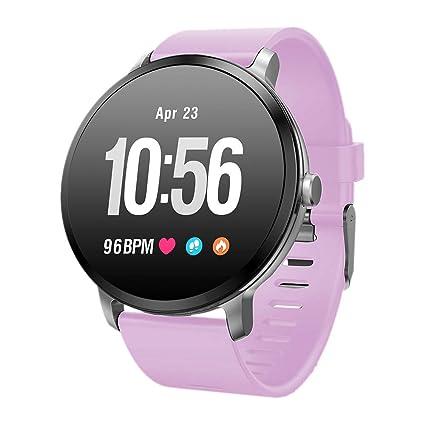 Amazon.com: TOOGOO V11 Smart Watch IP67 Waterproof Tempered ...