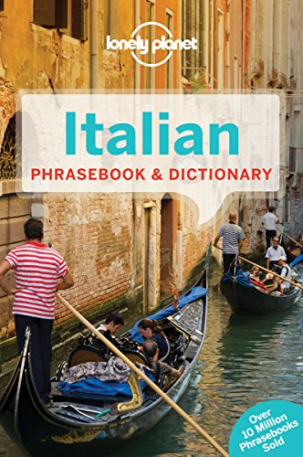 Lonely Planet Italian Phrasebook & Dictionary (Lonely Planet Phrasebooks)...