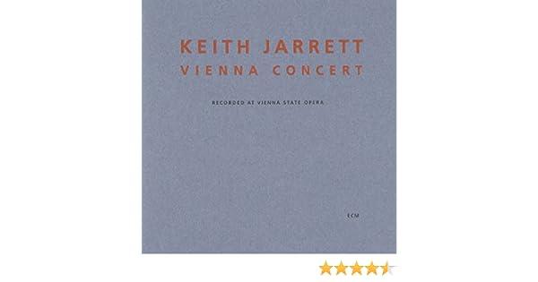 Vienna Concert Jarrett Keith 4988005802019 Amazon Com Books