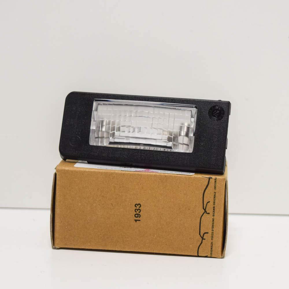 Original Audi TT 8N Kennzeichenbeleuchtung Links 8N0943021A