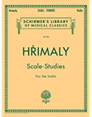 Hrimaly - Scale Studies for Violin: Schirmer Library of Classics Volume 842