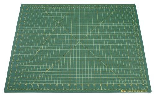 Darice 18-Inch-by-24-Inch Green Cutting Mat, Grade A by Darice