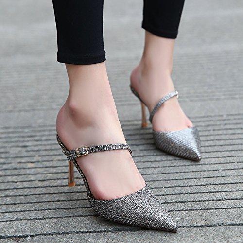 Mujerwomen Una Zapatos Kphy Palabra De Shoesveranobaotou 70Off dCBeWorx