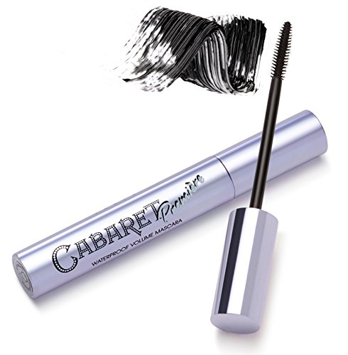 Vivienne Sabó Cabaret Première - Artistic Volume Mascara, No Clump, Waterproof, 0.3 fl. - Waterproof Black Mascara