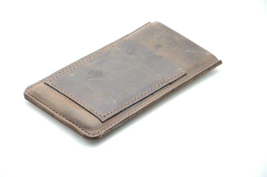 Véritable Housse en cuir pour Samsung Galaxy S7 / S7 EDGE livre Wallet Handmade style rétro avec porte-cartes de crédit de couverture pour Samsung Galaxy S6 s6 edge PLUS note 5 note 4