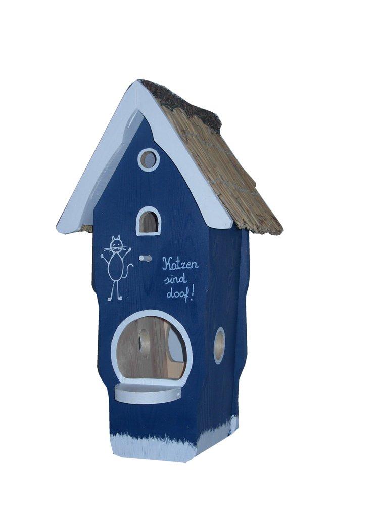 House-Gard 121 Vogelfutter-/Nisthaus Katzen sind doof
