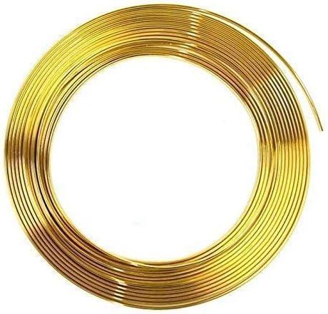 Türkantenschutz 2m In Gold Für Auto U Profil Elektronik