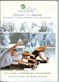 MS Active Wellness Fitness with Katrina: Fitness for People with Multiple Sclerosis Exercise Workout DVD with Katrina Hodgson and Dr. Barry Hendin