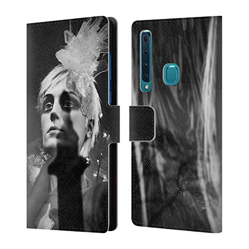 Official Dorit Fuhg When She Came Down to Earth City Street Life Leather Book Wallet Case Cover Compatible for Samsung Galaxy A9 (2018) / A9s ()