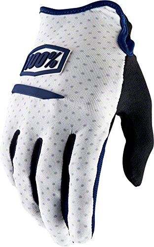 100% Unisex-Adult's Speedlab (10008-000-12)''RIDECAMP Glove White - Large