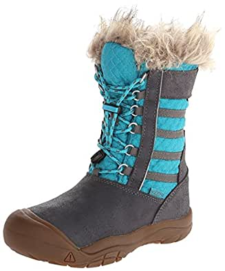 Amazon.com | KEEN Wapato WP Winter Boot (Little Kid/Big