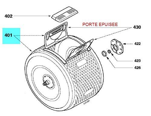 Fagor - Tambor - 52 x 0641: Amazon.es: Grandes electrodomésticos