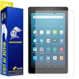 Image of ArmorSuit MilitaryShield Anti-Bubble  Anti-Glare Matte Screen Protector for Fire HD 8 (6th Gen)