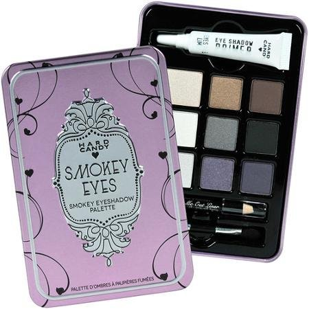Hard Candy Look Pro Tin Smokey Eyes Smokey Eyeshadow Palette