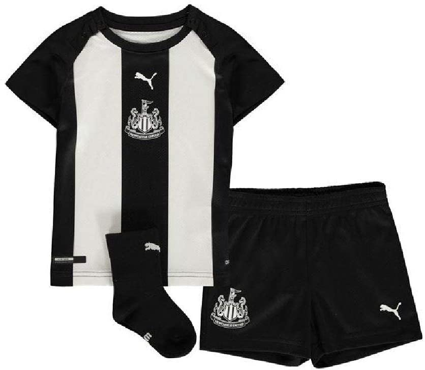 Newcastle United Baby Kit 2 Pack Bodysuits2019//20 Season