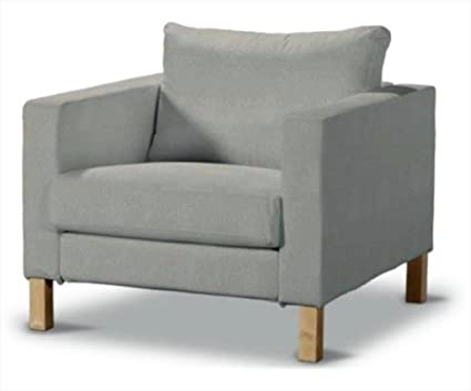 The Durable Dense Cotton Karlstad Chair Cover Replacement Is Custom Made  For Ikea Karlstad Armchair Sofa