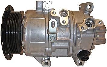 aire acondicionado BEHR HELLA SERVICE 8FK 351 135-861  Compresor