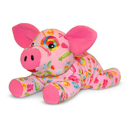 Melissa Doug Figure Becky Pig Beeposh Collection (Becky Pig)
