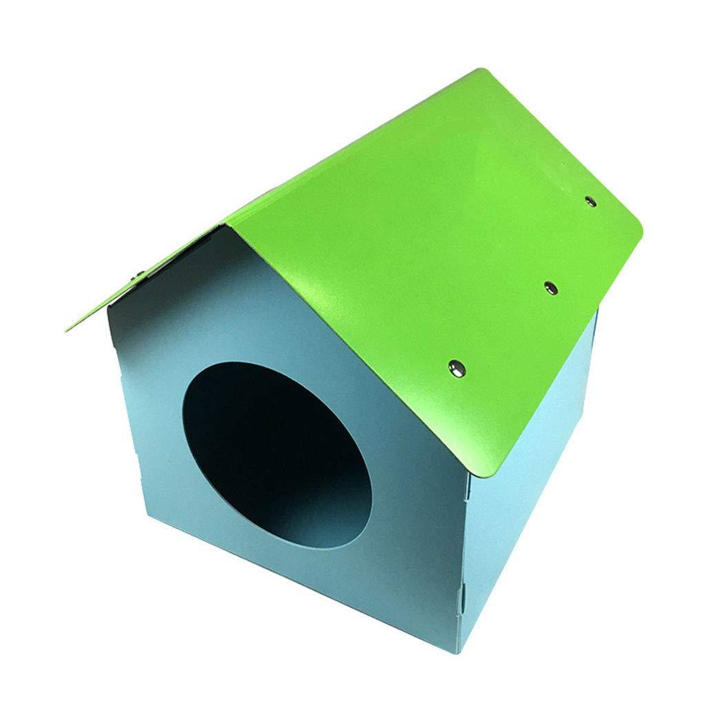 jaula para animales para perros c/álida Caseta impermeable para perros y gatos Caingmo para interiores y exteriores refugio grande para mascotas caseta para perros para interiores y exteriores