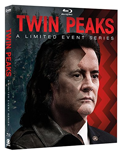 Twin Peaks  A Limited Event Series  Blu Ray