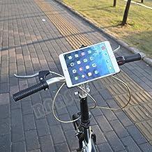 ATJC Extra Secure Bicycle Motorcycle Bike Mount Dedicated Holder Stand for Apple iPad mini / iPad mini 2 / iPad mini 3